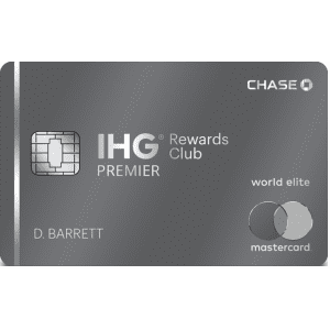 IHG® Rewards Club Premier Credit Card: Earn 150,000 Bonus Points