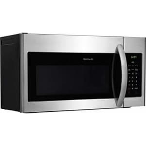 """FRIGIDAIRE FFMV1645TS 30\"""" Over the Range Microwave with 1.6 cu. ft. in Stainless Steel for $320"""