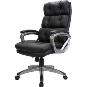 Homefun Ergonomic High-Back Executive Office Chair for $138