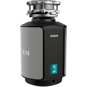 Moen Prep Series 1/2-HP Continuous Feed Garbage Disposal for $91