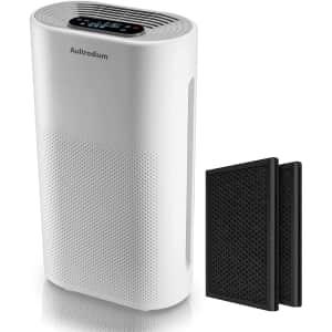 Aultrodium True HEPA Ionizer Air Purifier for $90