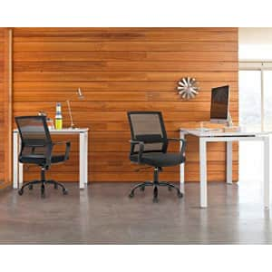 FDW Office Chair Ergonomic Desk Task Chair Mesh Computer Chair Mid-Back Mesh Home Office Swivel Chair for $190