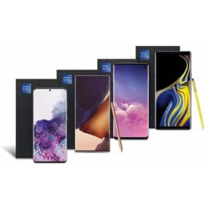 Certified Pre-Owned Samsung Galaxy Phones: from $125