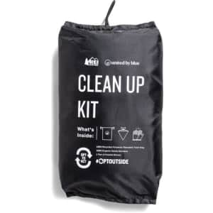 United By Blue Opt To Act Clean Up Kit for $4