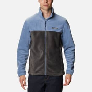 Columbia Men's Men's Steens Mountain 2.0 Fleece Jacket for $25