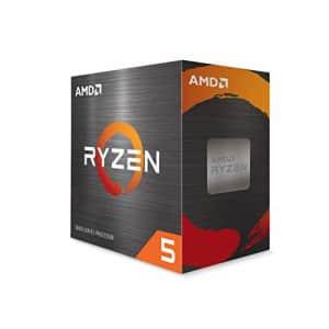 AMD Ryzen 5 5600X 6-core, 12-Thread Unlocked Desktop Processor with Wraith Stealth Cooler for $273
