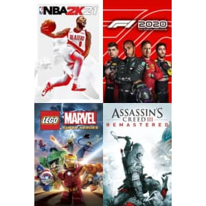 Microsoft Xbox Game Specials at Microsoft Store: Up to 80% off