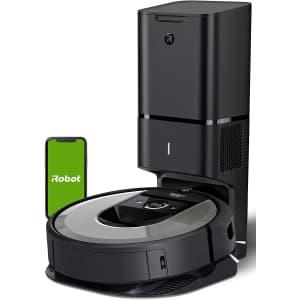 iRobot Roomba i6+ Robot Vacuum for $799