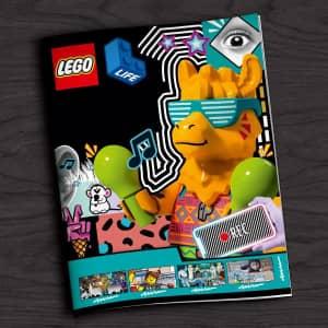 LEGO Life Magazine Subscription: free for kids