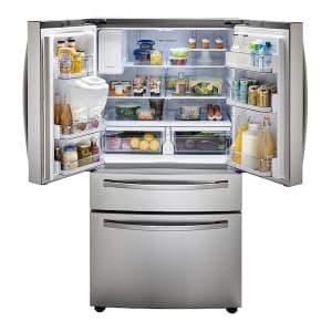 Samsung 28-Cu. Ft. 4-Door French Door Refrigerator for $2,099