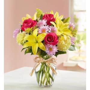 1-800-Flowers Sale: Free Shipping or No Service Charge