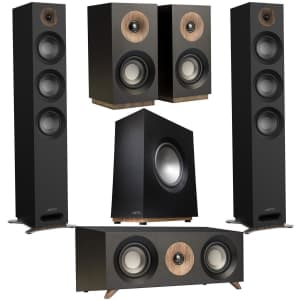 Jamo S 809 5.0 Home Cinema Pack for $399