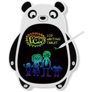 """Gomyhom 8.5"""" Panda Writing Tablet for $7"""