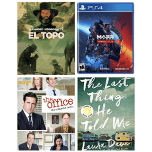 Books, Movies, TV Series, Video Games, & More at Amazon: 3 for the price of 2