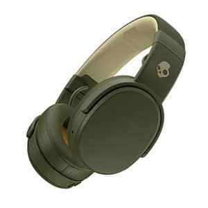 Skullcandy Crusher Wireless Over-Ear Headphone - Olive for $149