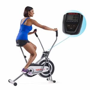 Weslo Cross Cycle Recumbent Exercise Bike and Elliptical Hybrid for $119
