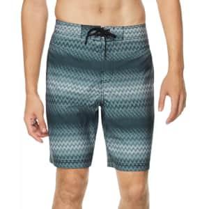Speedo Men's Purview Bondi UPF 50+ Board Shorts for $15