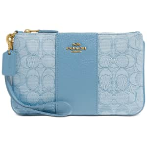 Coach Sale at Macy's: At least 40% off
