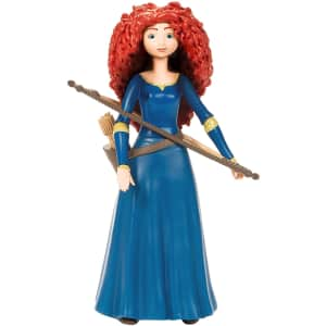 Disney Pixar Brave Merida Action Figure for $6