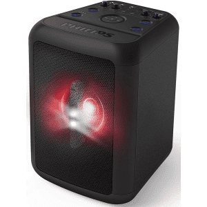 Philips Bass+ NX100 Wireless Bluetooth Party Speaker for $79