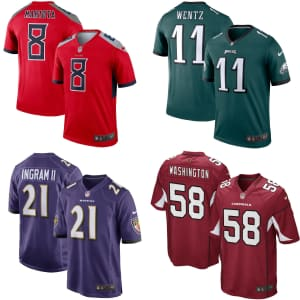 NFL Men's Clearance Jerseys at NFL Shop: from $15