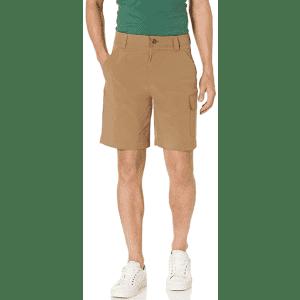 "Amazon Essentials Men's 9"" Cargo Shorts from $16"