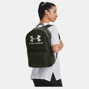 Under Armour Backpack Sale: 25% off