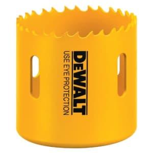 DEWALT D180013 13/16-Inch Hole Saw for $21