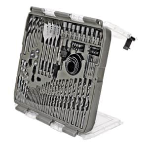 Trades Pro 90-Piece Drill Bit Set for $35
