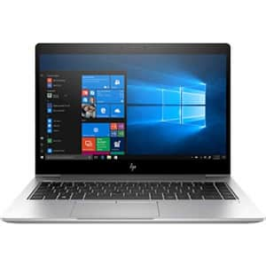 """2019 HP EliteBook 840 G6 14"""" FHD Business Laptop Computer, Intel Quad-Core i5-8265U (up to 3.9GHz), for $2,550"""
