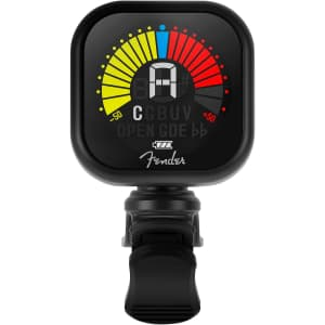 Fender Flash Tuner for $17