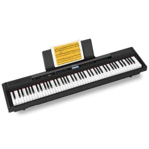Donner 88-Key Beginner Digital Piano for $280