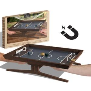 Studio Mercantile Tabletop Magnetic Foosball Game Set for $16