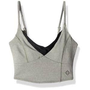 Satva Sports Bras- Activewear Adjustable Straps Comfortable Workout Yoga Tops Ananda Bra, Medium, for $49
