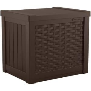 Suncast 22-Gallon Small Deck Box for $49