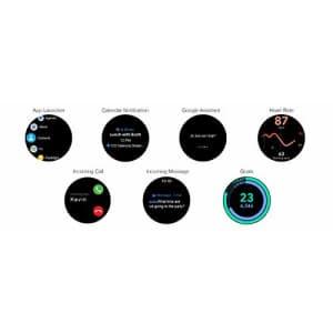 Citizen CZ Smart Stainless Steel Smartwatch Touchscreen, Heartrate, GPS, Speaker, Bluetooth, for $300
