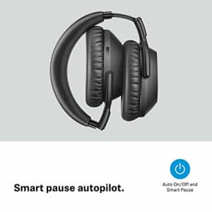 Sennheiser PXC 550-II Wireless NoiseGard Adaptive Noise Cancelling, Bluetooth Headphone with Touch for $163