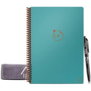 Rocketbook Reusable Smart Panda Planner w/ Pen for $27