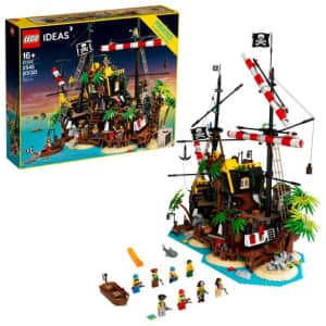 LEGO Ideas Pirates of Barracuda Bay for $145