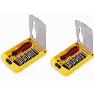 FomaTrade Precision Screwdriver Set 2-Pack for $8
