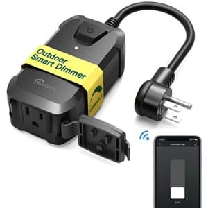 Treatlife Outdoor Smart Dimmer Plug for $33