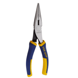 """Irwin Long Nose 6"""" Vise-Grip Pliers for $9"""