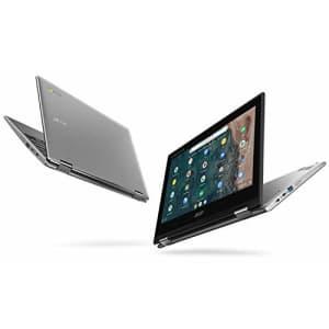 "Acer Chromebook Spin 311 CP311-2H-C3KA Convertible Laptop, Intel Celeron N4000, 11.6"" HD for $350"
