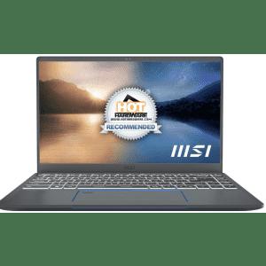 MSI Prestige 14 Evo 11th-Gen. i7-1185G7 14 Laptop for $1,099
