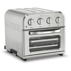 Cuisinart Compact Air Fryer Toaster Oven for $180