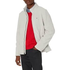 Tommy Hilfiger Men's Polar Fleece Jacket for $32
