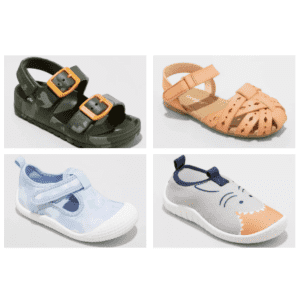 Kids' Shoes at Target: 20% off w/ Target Circle