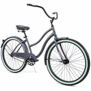 Huffy 26'' Cranbrook Women's Comfort Cruiser Bike Gray for $170