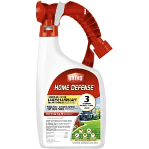 Ortho Home Defense Insect Killer for Lawn & Landscape Ready-to-Spray 32-oz. Bottle for $10