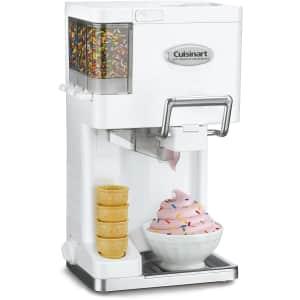 Cuisinart Mix It In 1.5-Quart Soft Serve Ice Cream Maker for $98